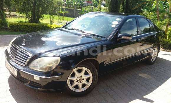 Buy Used Mercedes‒Benz S–Class Black Car in Lusaka in Zambia