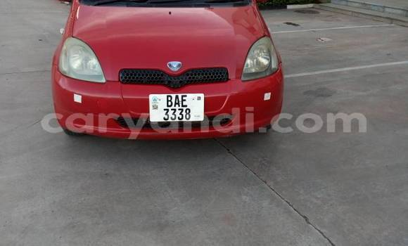 Buy Used Toyota Vitz Red Car in Lusaka in Zambia