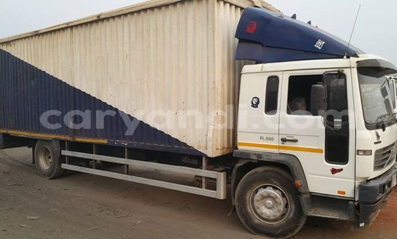 Buy Used Volvo FL Blue Truck in Ndola in Zambia