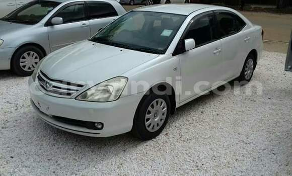 Buy New Toyota Allion White Car in Lusaka in Zambia
