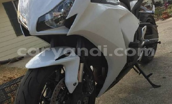 Buy Used Honda CBR 1000 RR White Moto in Livingstone in Zambia