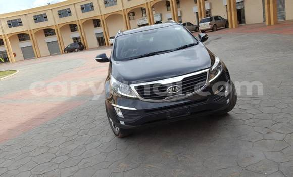 Buy Used Kia Sportage Black Car in Lusaka in Zambia
