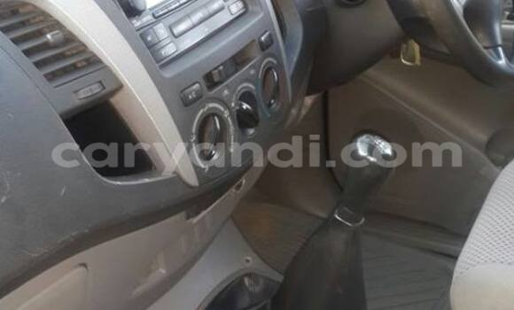 Buy Used Toyota Hilux Black Car in Chingola in Zambia