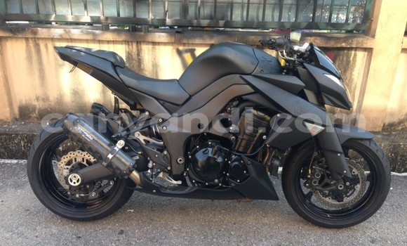 Buy Used Kawasaki KX 85 Black Moto in Chipata in Zambia