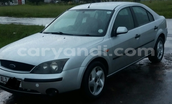 Buy Used Ford Mondeo Silver Car in Lusaka in Zambia