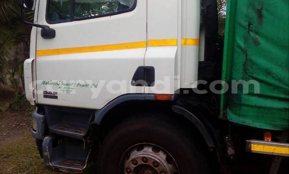 Buy Used Man Silent White Truck in Kitwe in Zambia