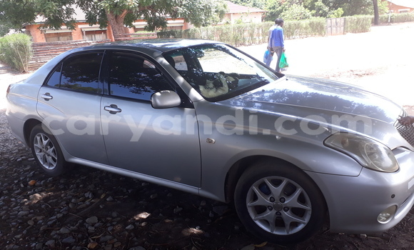 Buy Used Toyota Verso Silver Car in Mufulira in Zambia