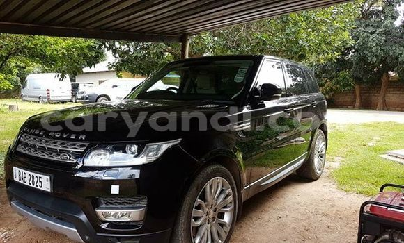 Buy Used Land Rover Range Rover Black Car in Lusaka in Zambia