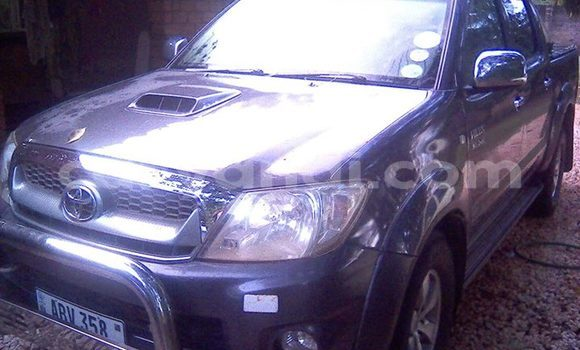Buy Used Toyota Hilux Other Car in Lusaka in Zambia