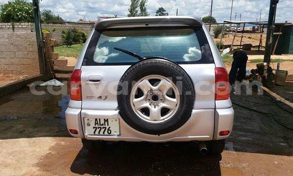 Acheter Occasion Voiture Toyota RAV4 Gris à Lusaka, Zambie