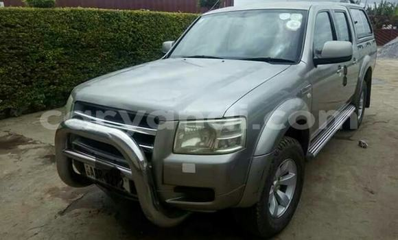 Buy Used Ford Ranger Silver Car in Lusaka in Zambia