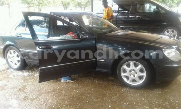 Buy Used Mercedes-Benz S-Class Black Car in Lusaka in Zambia