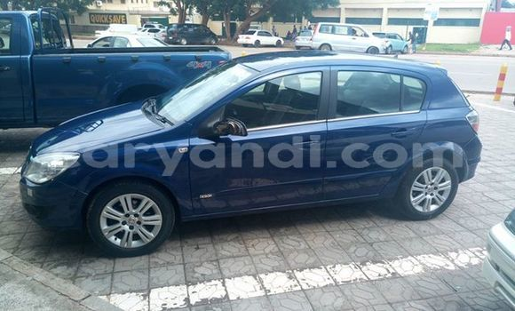 Buy Used Opel Astra Blue Car in Ndola in Zambia