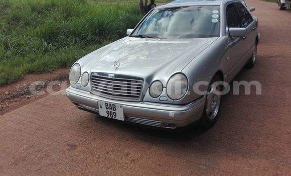 Buy Used Mercedes–Benz E–Class Silver Car in Lusaka in Zambia