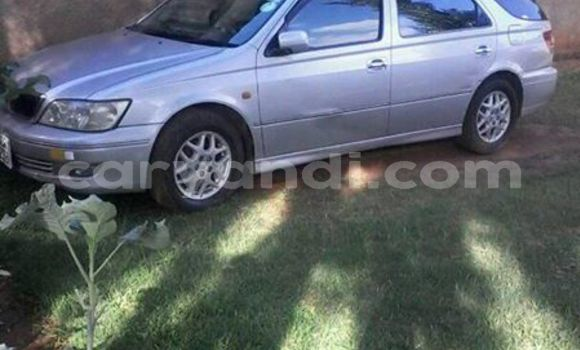Buy Used Toyota Vista Silver Car in Lusaka in Zambia