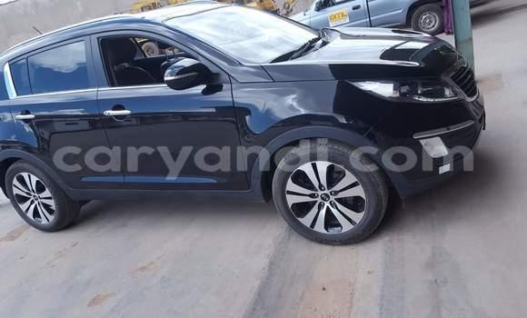 Buy Used Kia Sportage Black Car in Lusaka in Zambia