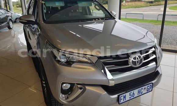 Buy Used Toyota Fortuner Other Car in Lusaka in Zambia