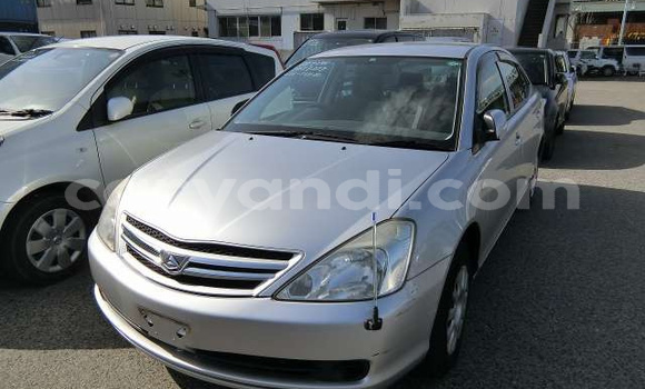 Buy Used Toyota Allion Silver Car in Chingola in Zambia