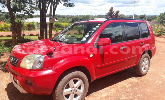 Buy Used Nissan X–Trail Red Car in Chingola in Zambia