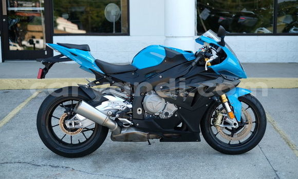 Buy Used BMW GS R1200 Blue Moto in Kasama in Zambia