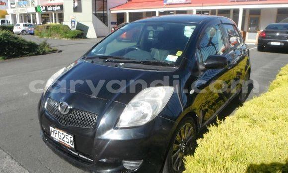 Buy Used Toyota Vitz Black Car in Kabwe in Zambia