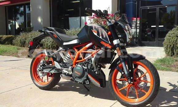 Buy Used KTM TM125 Black Moto in Kasama in Zambia