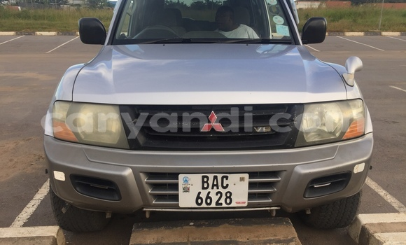 Buy Used Mitsubishi Pajero Silver Car in Lusaka in Zambia