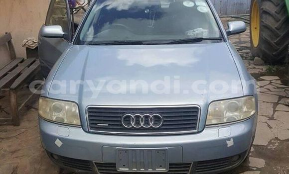 Buy Used Audi A6 Silver Car in Lusaka in Zambia