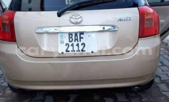 Nunua Ilio tumika Toyota Allex Nyingine Gari ndani ya Lusaka nchini Zambia