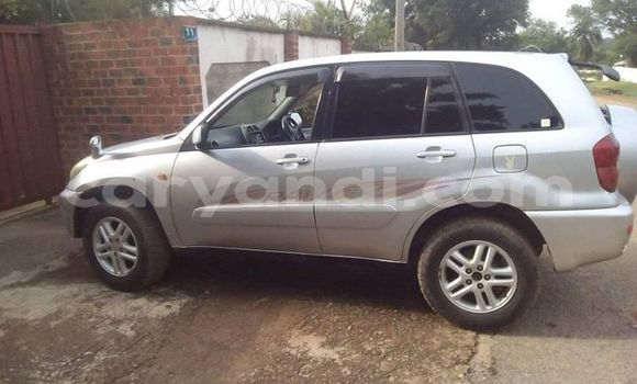 Buy Used Toyota RAV4 Silver Car in Kitwe in Zambia