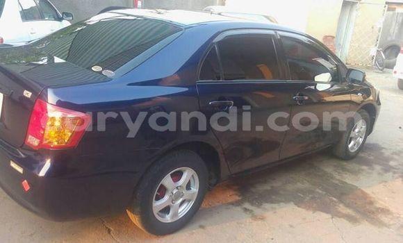 Nunua Ilio tumika Toyota Axio Bluu Gari ndani ya Kitwe nchini Zambia