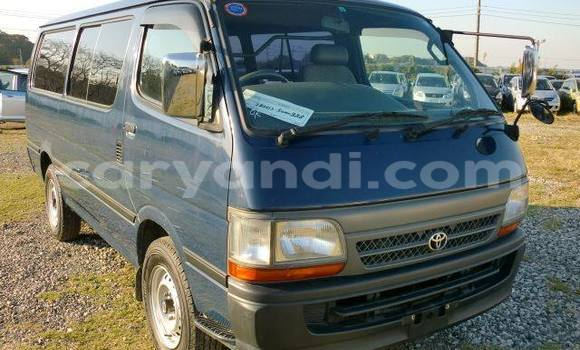 Buy Used Toyota HiAce Truck in Chingola in Zambia