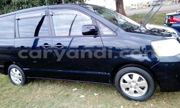 Buy Used Toyota Noah Black Car in Lusaka in Zambia