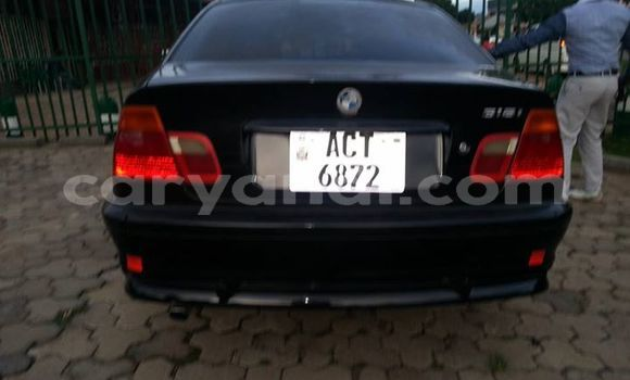 Buy Used BMW 3-Series Black Car in Ndola in Zambia