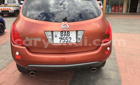 Buy Used Nissan Murano Other Car in Lusaka in Zambia