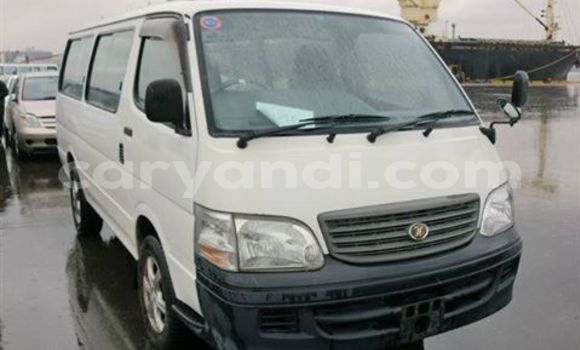 Buy Used Toyota HiAce White Truck in Chipata in Zambia