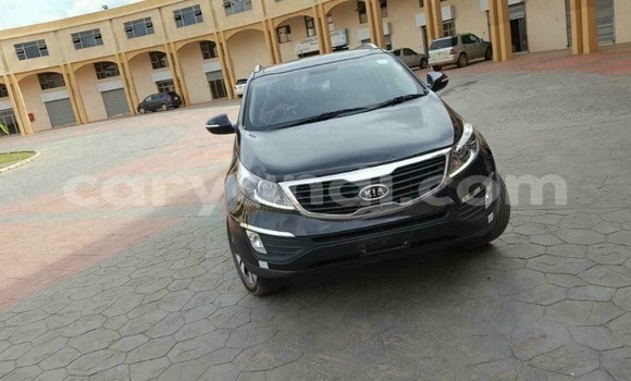 Buy New Kia Sportage Black Car in Lusaka in Zambia