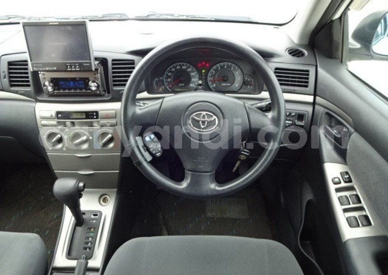 Big with watermark toyota runx zambia lusaka 12165