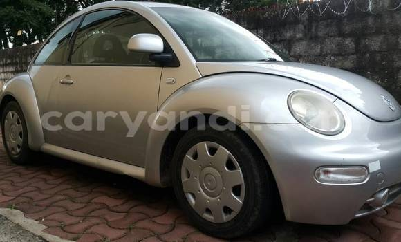 Buy Used Volkswagen Beetle Silver Car in Lusaka in Zambia