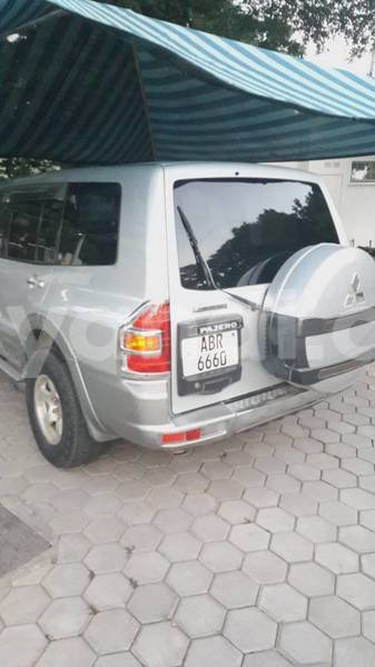 Big with watermark pajero rear