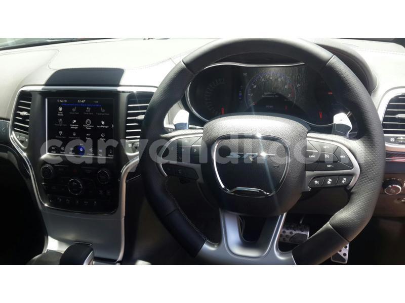 Big with watermark jeep grand cherokee srt8 zambia chingola 12409