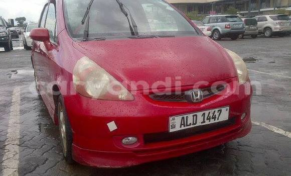 Buy Used Honda Civic Red Car in Chipata in Zambia