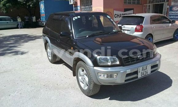 Buy Used Toyota RAV4 Black Car in Lusaka in Zambia