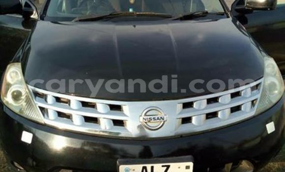 Buy Used Nissan Murano Black Car in Lusaka in Zambia