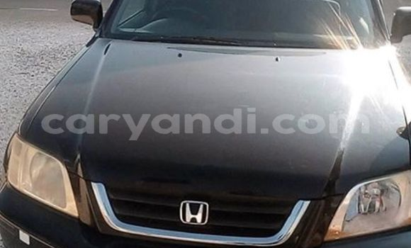 Buy Used Honda CR–V Black Car in Lusaka in Zambia