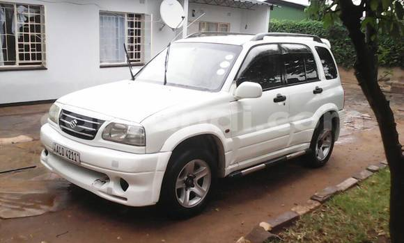 Buy Used Suzuki Grand Vitara White Car in Lusaka in Zambia