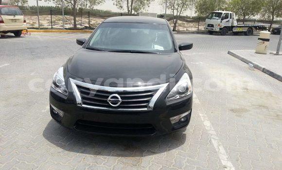Buy Used Nissan Altima Black Car in Lusaka in Zambia