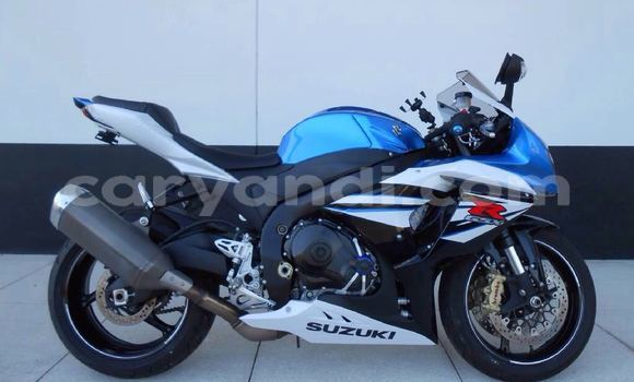 Buy Used Suzuki GSX–R Blue Bike in Kitwe in Zambia