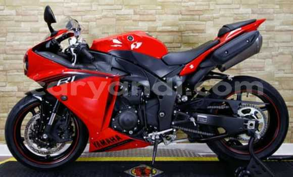 Buy Used Yamaha FZR Red Bike in Livingstone in Zambia
