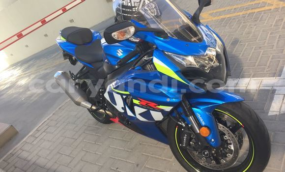 Buy Used Suzuki GSX-R Blue Moto in Chingola in Zambia